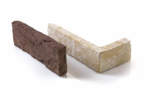 Фасадная плитка ручной формовки