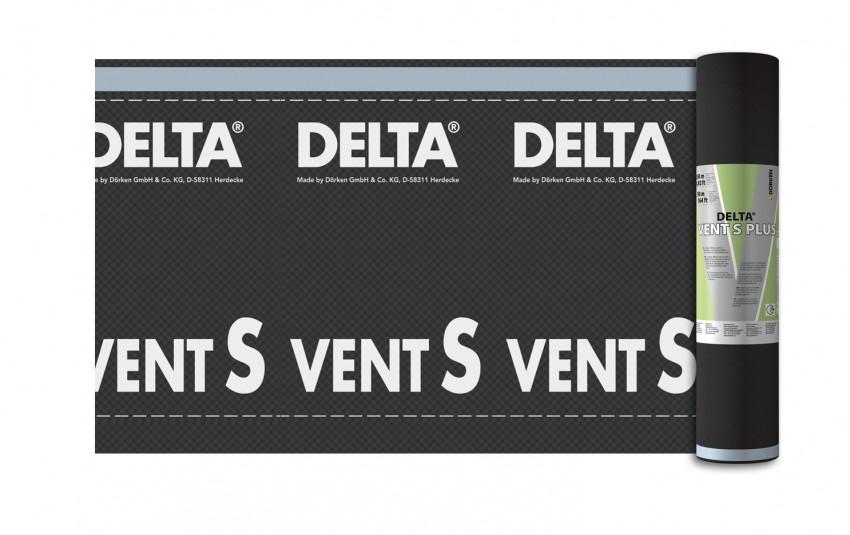 диффузионная мембрана delta-vent s plus
