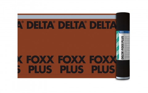 диффузионная мембрана delta®-foxx plus