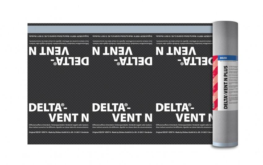 диффузионная мембрана delta-vent n