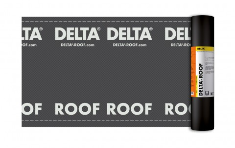 гидроизоляционная плёнка delta-roof