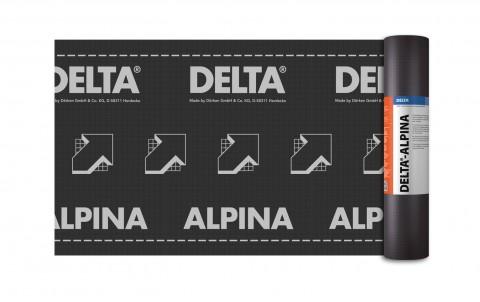 диффузионная мембрана delta®-alpina