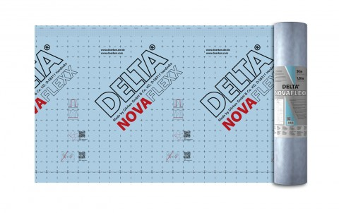 2-слойная пароизоляция delta-novaflexx