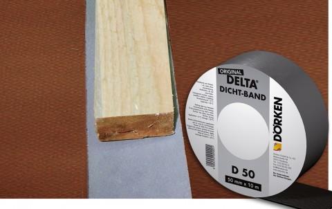delta-dicht-band db 50 уплотнительная самоклеящаяся лента