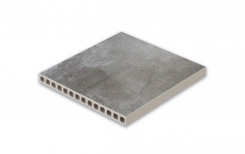 Террасная напольная плита STROEHER Terio Tec  S710 crio, размер 394x394x35
