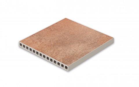 Террасная напольная плита STROEHER Terio Tec  S755 camaro, размер 394x394x35