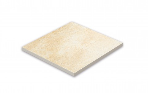Террасная напольная плитка STROEHER Terio Tec  920 weizenschnee, размер 394x394x20