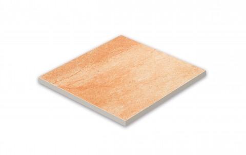Террасная напольная плитка STROEHER Terio Tec  927 rosenglut, размер 394x394x20