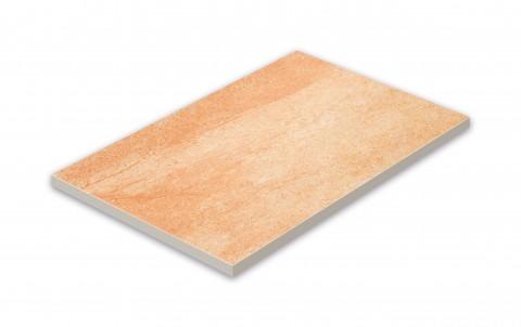 Террасная напольная плитка STROEHER Terio Tec  927 rosenglut, размер 594x394x20