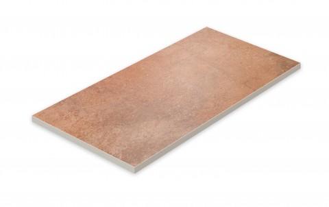 Террасная напольная плитка STROEHER Terio Tec X  S755 camaro, размер 794x394x20