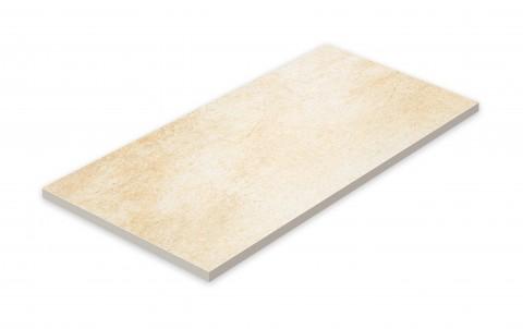 Террасная напольная плитка STROEHER Terio Tec X  920 weizenschnee, размер 794x394x20