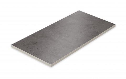 Террасная напольная плитка STROEHER Gravel Blend  962 black, размер 794x394x20