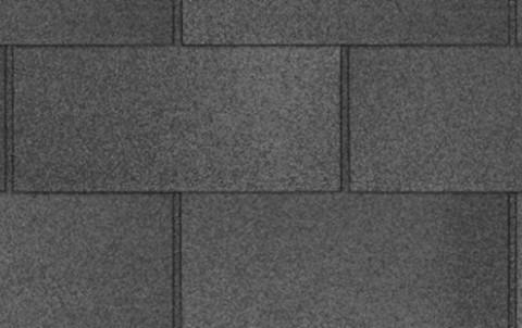 Гибкая черепица ICOPAL Плано XL серый гранит 2,3 кв.м
