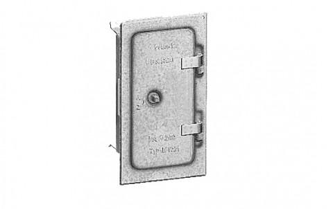 Ревизионная дверца для вентканала