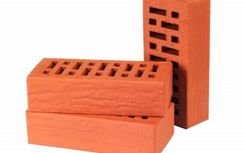 Облицовочный кирпич LODE Vecais Janka поверхность ретро, формат 1 NF красный
