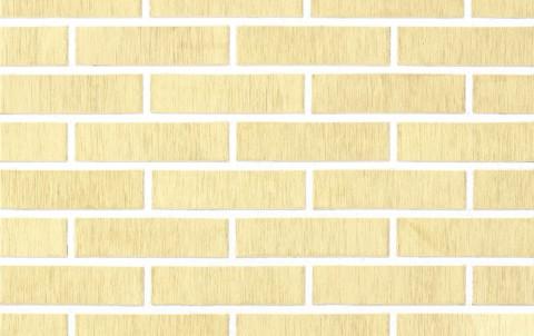 Облицовочный кирпич LODE Asa Sarmite поверхность штриховая, формат 0,7 NF желтый