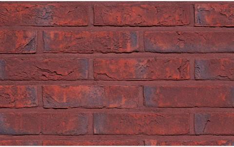 кирпич ручной формовки TERCA AGORA WIJNROOD / BLUE VELVET WFD65 215x102x65