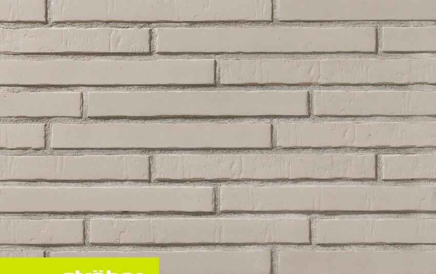 фасадная клинкерная плитка STROEHER Glanzstueck N 3, размер 440x52x14