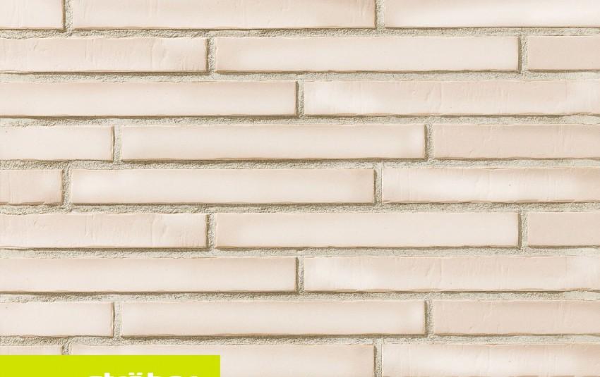 фасадная клинкерная плитка STROEHER Glanzstueck N 4, размер 440x52x14