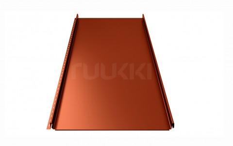 фальцевая кровля ruukki Classic с покрытием Purex, цвет rr750