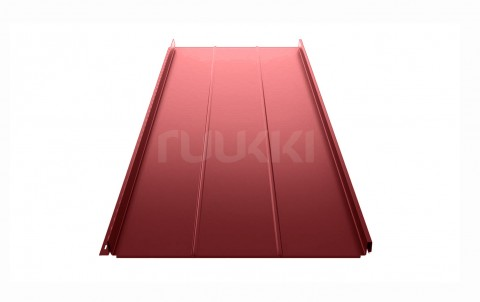 фальцевая кровля ruukki Classic с покрытием Pural Matt/Pural matt BT, цвет rr29