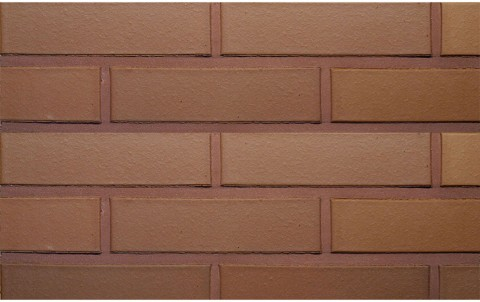 Облицовочный кирпич TERCA TERRA гладкий VAT 1 NF коричневый