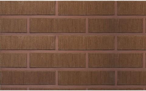 Облицовочный кирпич TERCA TERRA шероховатый VAT 1 NF коричневый
