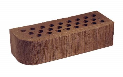 Облицовочный кирпич TERCA TERRA шероховатый FAT-M 0,7 NF коричневый