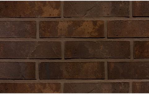 Облицовочный кирпич TERCA BERGEN Nordic Klinker FAT 0,7 NF коричневый