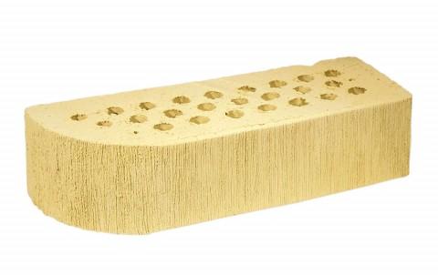 Облицовочный кирпич TERCA SAFARI шероховатый FAT-M 0,7 NF желтый