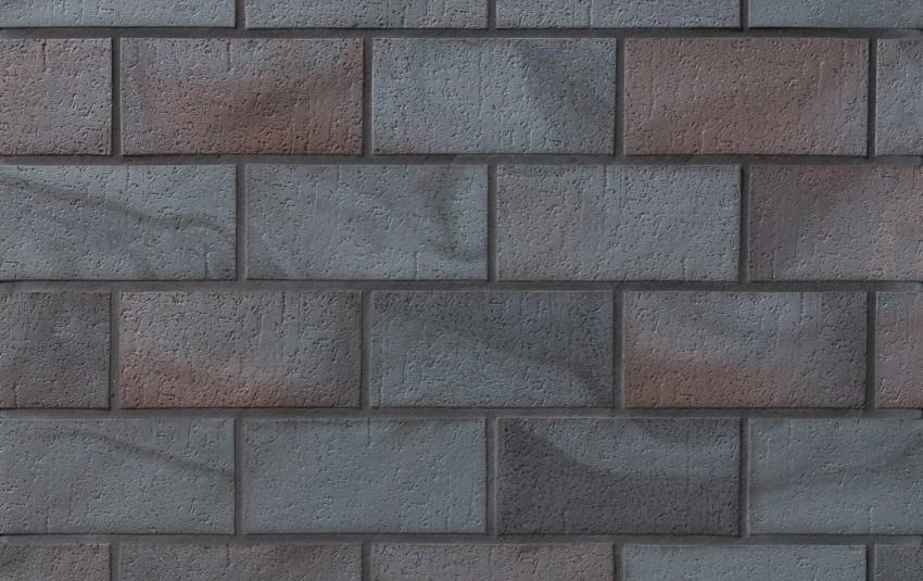 Тротуарная плитка STROEHER SPALTKLINKER, 240x52, metallic schwarz