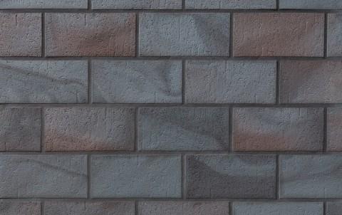 Тротуарная плитка STROEHER SPALTKLINKER, 240x115, metallic schwarz