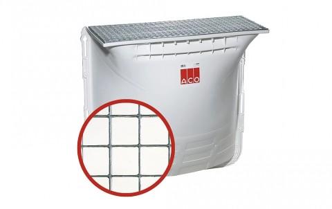 Световой приямок ACO Therm пластик (80X60X40) нагрузка: пешеходная