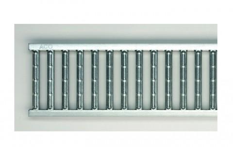 Решетка из оцинкованной стали для каналов ACO SELF 1 м