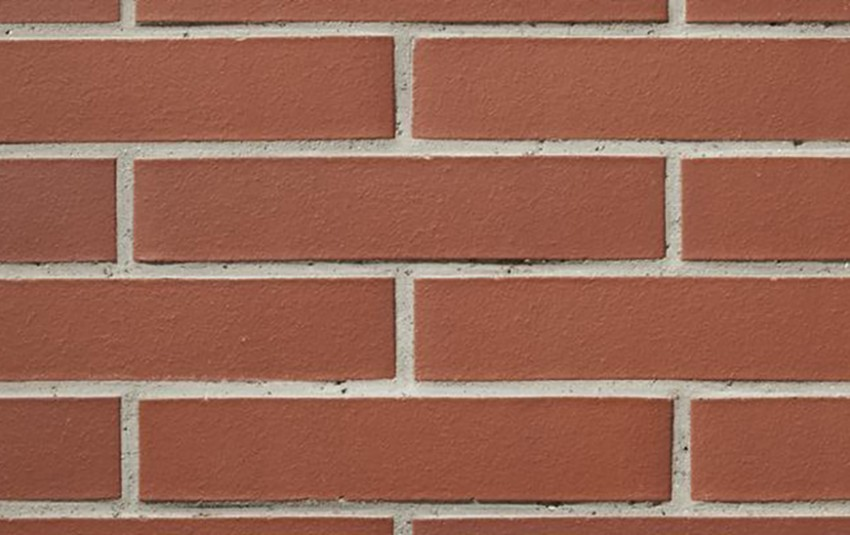 Кирпич ригель формата GIMA Bologna красно-коричневый 330х115х71