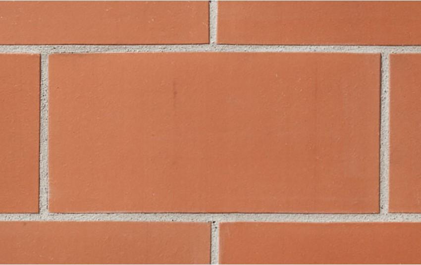 Кирпич ригель формата GIMA Bevano светло-коричневый 390х115х40