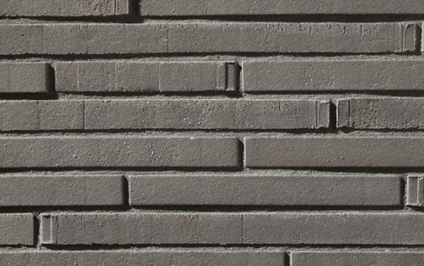 Кирпич ригель формата GIMA Perano грифельный 490х115х65