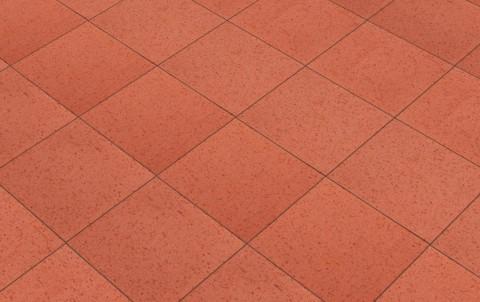 Клинкерная брусчатка LODE Janka 200x200x30 темно-красная