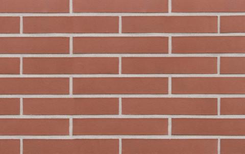 Клинкерный кирпич Roben Melbourne красный, VLDF, 290x115x52, гладкий, полнотелый