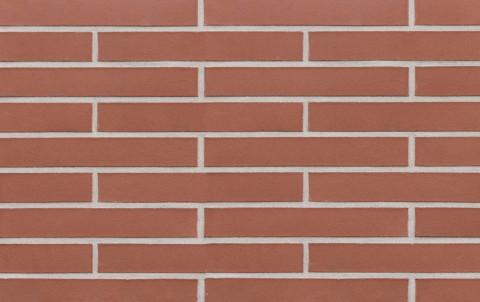 Клинкерный кирпич Roben Melbourne красный, XLDF, 365x115x52, гладкий