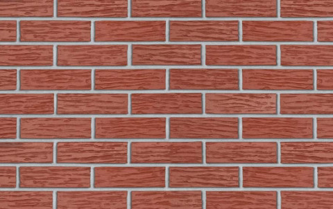 Клинкерный кирпич Roben Melbourne красный, NF, 240x115x71, рифленый
