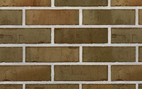 Клинкерный кирпич Roben Canberra красный с оттенком, NF, 240x115x71, состаренный
