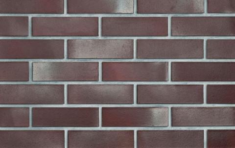 Клинкерный кирпич Roben Adelaide бордовый, NF, 240x115x71, гладкий