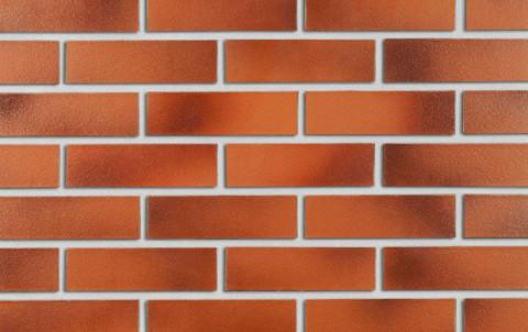 Клинкерный кирпич Roben Darwin красный, NF, 240x115x71, гладкий