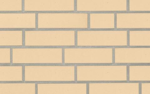 Фасадная клинкерная плитка ROBEN Sorrento песочно-белый, 240x9x71
