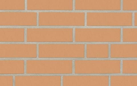 Фасадная клинкерная плитка ROBEN Sorrento желто-оранжевый, 240x9x71