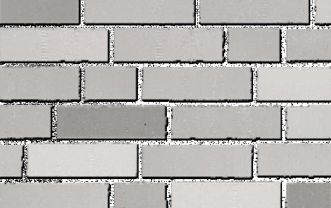 Фасадная клинкерная плитка ROBEN Faro grau-bunt, NF рядовая