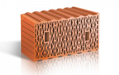 Поризованный керамический блок ЛСР поризованный рядовой 12,35 NF