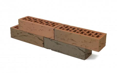 облицовочный кирпич баварская кладка кора дуба 0,7 нф, М-125