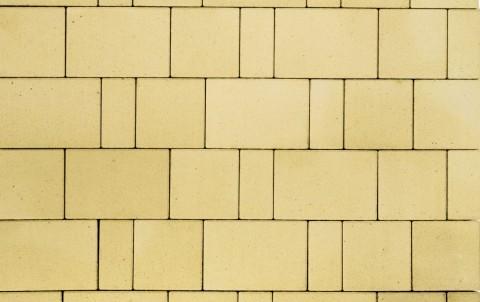 Тротуарная плитка BRAER Старый город Ландхаус, песочный, h= 60